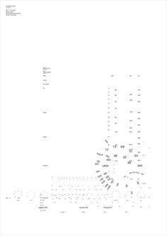 Cartlidge Levene poster for systems #white #arrangement #cartlidge #levene #exhibition #typographic #braun #minimal #systems #overlay #typography