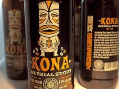 Laughing Squid #packaging #beer #tiki #branding