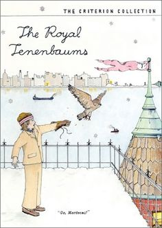 Royal Tenenbaums alternative posters / Cool Stuff / ShortList Magazine #movie #royal #bird #tenenbaums #richi #fly #hawk #mordecai