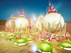 Landscape Photos by David Lachapelle 9