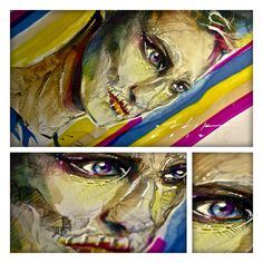 ILUSTRACIONES 2012 on Behance #cmyk #girl #sadik #mexico #guanajuato #color #draw #paint #face #skull #fashion #watercolor #catrina