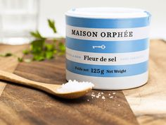 maison orphee 1 #packaging