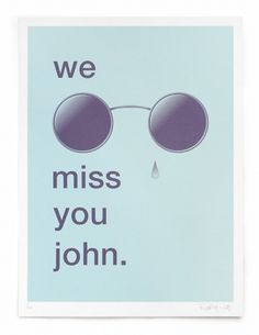 miss_you_poster_photo.jpg 773×1000 pixels #design #minimal #poster