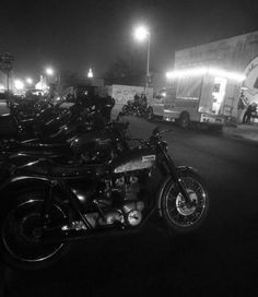 The Selvedge Yard #bike #motorcycle #triumph