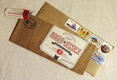 flourish letterpress www.mr cup.com #type #invitations #design #stationary
