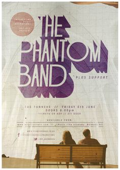 Posters - Michael Chang #phantom #band #posters #the
