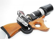 FFFFOUND! | THEM THANGS #gun #photography