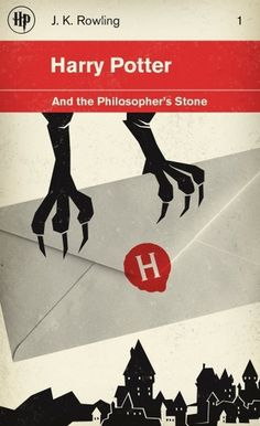 1_the+philosophers+stone.jpg (image) #redesign #harry #books #book #potter #cover #penguin