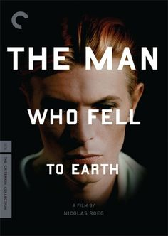An Ode To Criterion Box Art // WellMedicated #dvd #criterion #bowie #man #who #fell #to #earth