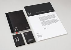 Logo & Branding: Little Black Book « BP&O Logo, Branding, Packaging & Opinion by Richard Baird #print #identity #minimal