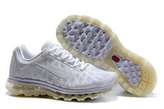 Nike Air Max 2011 White Womens Shoes