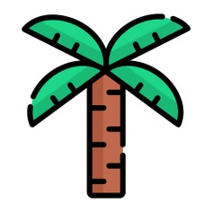 See more icon inspiration related to plant, tree, palm tree and nature on Flaticon.
