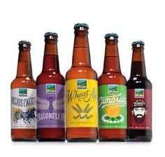 Upland Brewing Bottles