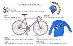 keirin-bike-layout #keirin #bike #bicycle #track