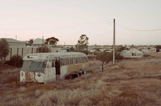 After They Left: Abandoned Australia by Jonathan May