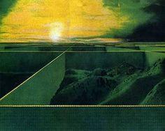 Storefront for Art and Architecture | Archive: 2000s: Superstudio/Piero Frassinelli, 1971: Dodici Citta Ideali/Twelve Ideal Cities #superstudio