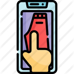 See more icon inspiration related to online payment, business and finance, commerce and shopping, payment method, online store, banking, online shopping, credit card, bank, coin, dollar, smartphone, online shop and mobile on Flaticon.