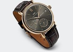 IWC Schaffhausen | Fine Timepieces From Switzerland | Collection | Portofino Family | Portofino Hand-Wound Eight Days #product