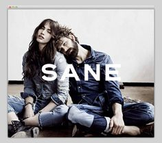 Sane #website #layout #design #web