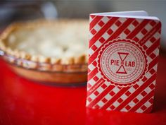 Design Envy · PieLab Cookbook: Amanda Buck #cowart #pie #print #color #book #taryn #one