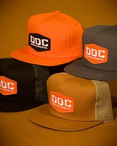 Draplin Design Co.: DDC-001 'Factory Floor Issue Action Cap' ($20-50) — Svpply #aaron #cap #draplin #hat #ddc