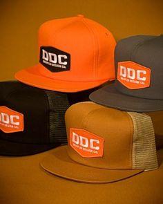 Draplin Design Co.: DDC-001 \'Factory Floor Issue Action Cap\' ($20-50) — Svpply