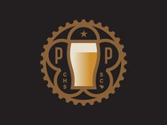 Pint Pedal pt. IV #stamp #pint
