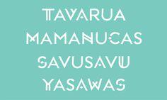 Bula #klim #font #teal #typography