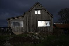 Brännö, SE #house #wooden