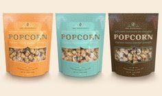 Mrs. Weinstein's Popcorn Lineup #design