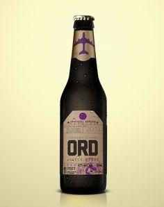 Around The World Beer Flight - ORD
