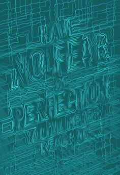 Have No Fear - By Kyle Wilkinson