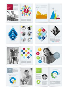 White Pages on the Behance Network #design #editorial