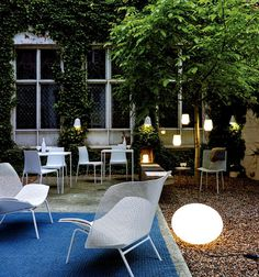 Outdoor Seating for Long Summer Evenings summer evenings garden furniture