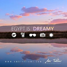 EGYPT IS DREAMY EGYPT IS DREAMY | for more dreamy and magical places GO www.amrtahtawi.com  For a life-lasting adventure while in Egypt, Joi