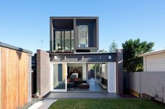 Australian Modern Architecture With a Twist: G House in Sydney #architecture #modern