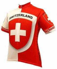 world_jerseys_switzerland.jpg 504×600 pixels #design #switzerland #clothing #bike #jersey