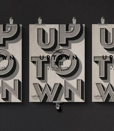 The Uptown No.31 Bar on Behance