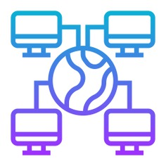 See more icon inspiration related to globe, network, electronics, worldwide, communications, networking, earth, screen, connection, monitor and computer on Flaticon.