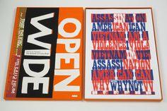 Creative Review - American Sampler: The Art of Corita Kent #typography