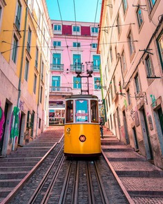 Creative and Colorful Street Photography by Miguel Ángel