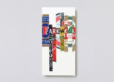Farewell Drinks - Dan Gladden — Design+Direction #print #design #invitation #typography