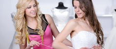 Your wedding dress is going to be one of the most memorable things about your wedding day. It should be stunning, accentuating your figure and showcasing your beauty. Here is some helpful information to make shopping for your perfect wedding dress easier.