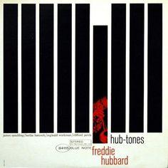 hub-tones.jpg 600×600 pixels #album #sleeve #miles #typography