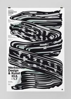 Werkschau 2012 xc2xab FEIXEN: Design by Felix Pfxc3xa4ffli #illustration #poster