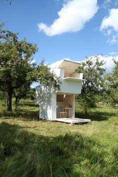0-Spirit Shelter by Allergutendinge #cabin