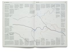 Joost Grootens #cartography #atlas #map