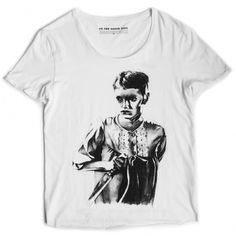 shoot_rosemary_shirt_white_lrg.jpg (JPEG Image, 800x800 pixels) #t #design #graphic #shirt #illustration