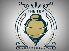 Top #logo #branding #restaurant