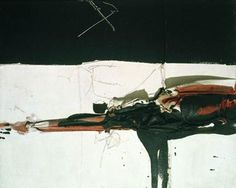 http://lacomunidad.elpais.com/blogfiles/lisiprada/Asesinatodelamor_ManoloMillares.jpg #art #manolo millares